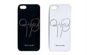 iPhoneケース(5・5S対応 / 木)