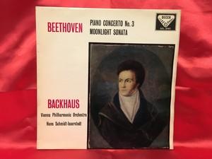 バックハウス ベートーヴェン協奏曲3番