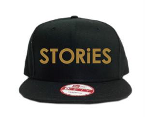 STORiES オリジナルキャップ