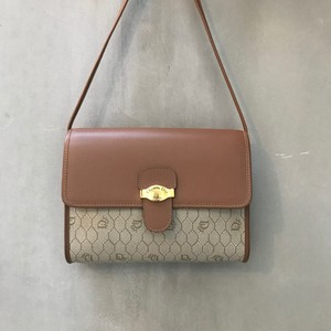 Christian Dior monogram shoulder bag