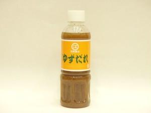 ゆずだれ【対馬醤油江口株式会社】