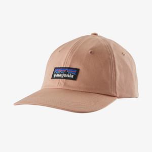 PatagoniaP-6 ラベル・トラッド・キャップ Scotch Pink