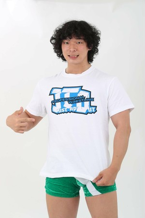 JUST TAP OUT オリジナルロゴTシャツ タイプC