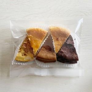 【5個入り】春の夢見菓子全種類お試しセット*低糖質&グルテンフリースイーツアソート 糖質オフ 糖質制限 低カロリー カロリーオフ 焼き菓子 スイーツ