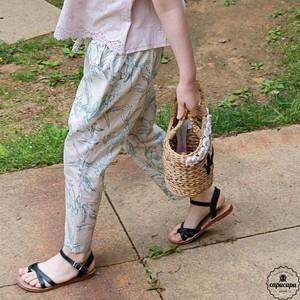 «予約» flo dorian pants 2colors ドリアン パンツ