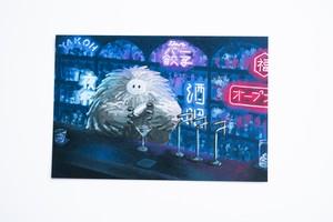 Bar餃子ポストカード