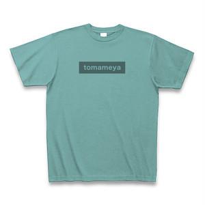 半袖Tシャツ <シンプルな胸元ロゴ入り・ミント>