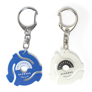 INTERBREED IB Records Digger's Key Chain