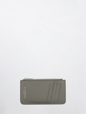 MAISON MARGIELA Card & Coin Case(P0399) Wrought Iron S55UA0023