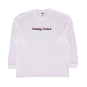 EMBROIDERY T-SHIRT WHITE