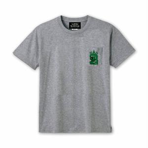 ワギャンランド 1ポケット Tシャツ「Kingdom 1-Pocket Tee」 / GAMES GLORIOUS