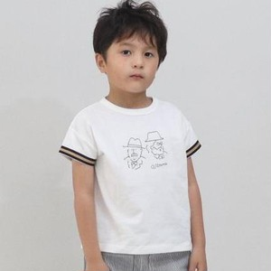RIO ドロップショルダーユニークTシャツ