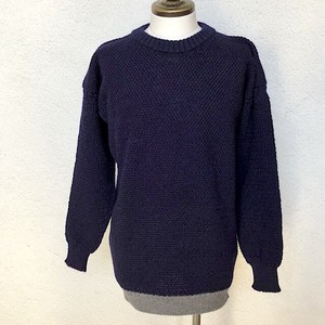 Guernsey Sweater Woollens Made In England / UK42