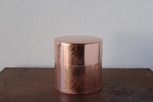 丸缶(銅)