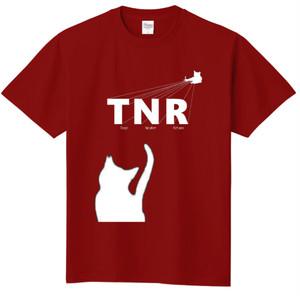 【即納】Tシャツ〜さくら耳TNR〜Mサイズ