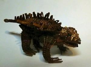 アンキロザウルスうぬぼれ鏡