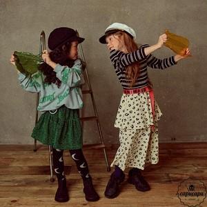 «即納» leopard skirts レオパードスカート