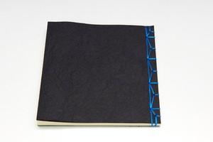 日記帳 強制紙黒