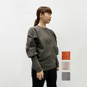 RIM.ARK(リムアーク) Roll up knit tops 2020 春物新作[送料無料]