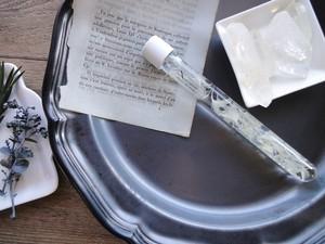 【受注生産】標本ボトル■Water Garden■No.16 矢車菊 白 花弁