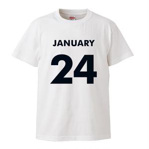 1月24日