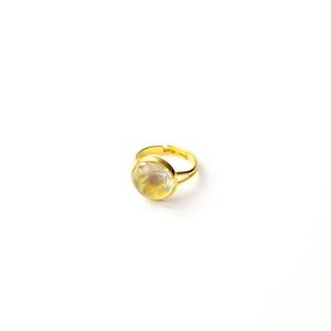 ゴッホ 指輪 ひまわり