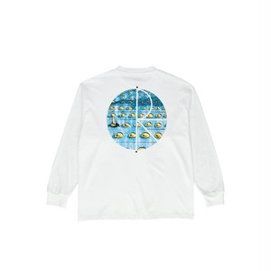Polar skate co. Dragon's Nest Fill Logo Longsleeve L