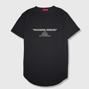 """MODERN ERROR""TEE(BLK)"