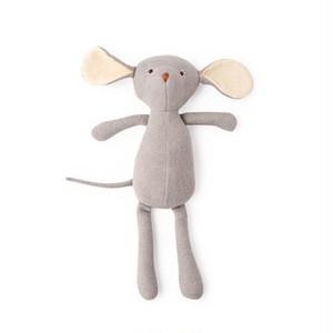 ネズミのCATALINA オーガニックコットン ぬいぐるみ