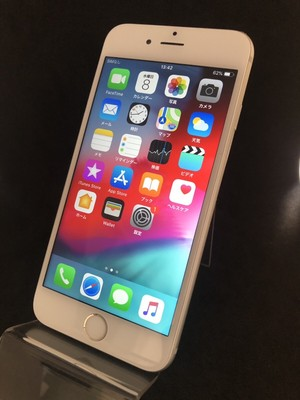 iPhone6 64GB シルバー(docomo)【1382】
