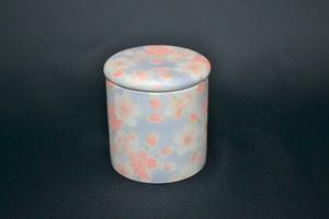 分骨壺 「桜ころもブルー」