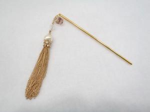 簪(真珠の囁き)