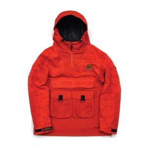 【Banana Bait】Chaac Anorak 2L Jacket / Red Fish
