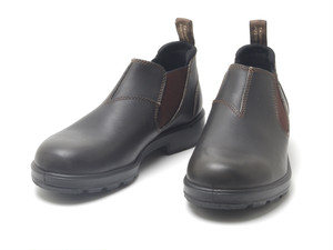 【Blundstone】 LOW-CUT BS1610 Stout Brown