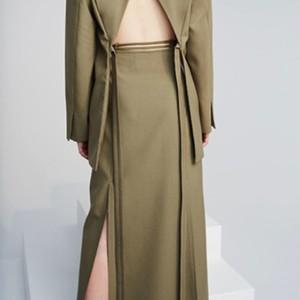 ランダムスリットスカート ・1233