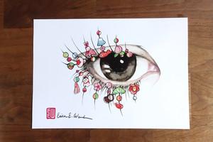 「Kyoto Eye」A4 ミニポスター