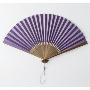 京扇子:洛色URUSHI(紫野行き) ※男性用