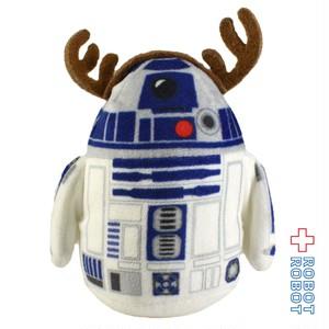 ホールマーク R2-D2 ぬいぐるみ ホリデー クリスマス