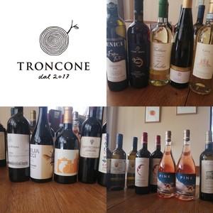 トロンコーネのセレクト赤ワイン