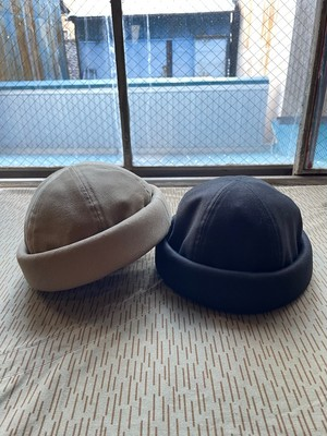 roundabout / Summer Corduroy Roll Cap