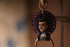 ちょっとだけイケメン王子のキーホルダー Catch the key!!