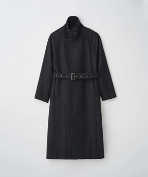 (JUHA) BELTED OVER COAT