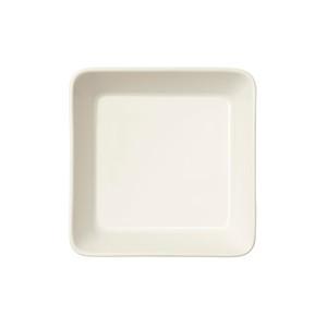 イッタラ ティーマ スクエアプレート 約12×12cm ホワイト 1006239