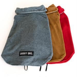 DOGGY BRO.(ドギーブロ) ロゴフリースジャケット