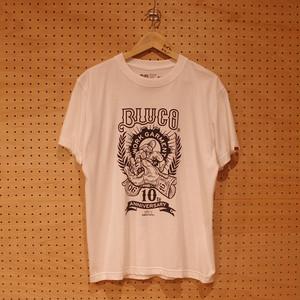 -BLUCO- 10th ANNIVERSARY T-SHIRTS by 7STARS DESIGN【OL-720】