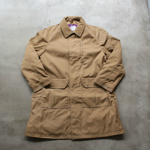 THE NORTH FACE PURPLE LABEL 65/35 Insulated Soutien Collar Coat COPPER