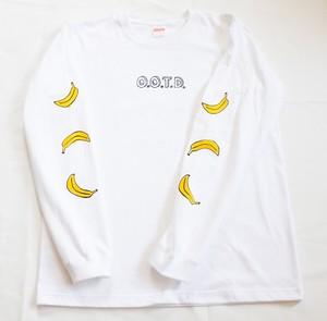 ソデのバナナ ロンT