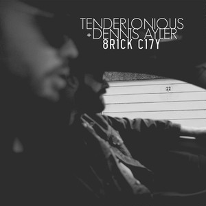 【ラスト1/LP】Tenderlonious & Dennis Ayler - Brick City