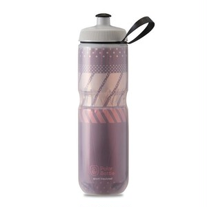 POLAR BOTTLE / Tempo 24oz / Burgundy/Coral