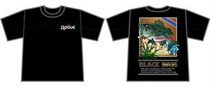 BlackBass Tシャツ(綿)S~2L